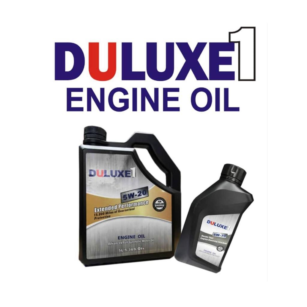 DULUXE1 Car Care Logo
